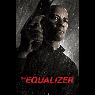 The Equalizer SD Vudu / MoviesAnywhere