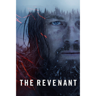 The Revenant HD Vudu / MoviesAnywhere