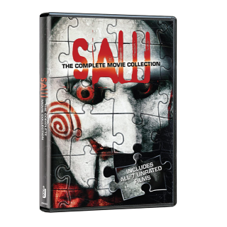 Saw: The Complete Movie Collection SD VUDU