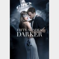 Fifty Shades Darker (Unrated) HD VUDU / MoviesAnywhere