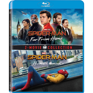 Spider-man: Homecoming & Far From Home HD MoviesAnywhere
