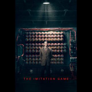 The Imitation Game HD VUDU
