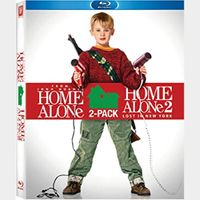 Home Alone & Home Alone 2: Lost in New York HD VUDU / Movies Anywhere