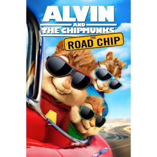 Alvin and the Chipmunks: The Road Chip HD VUDU Movies Anywhere