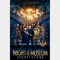 Night at the Museum: Secret of the Tomb HD Movies Anywhere / VUDU