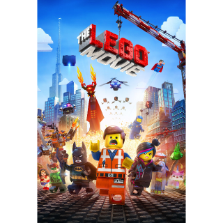 The Lego Movie 4K Moviesanywhere