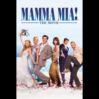 Mamma Mia! HD Vudu / Moviesanywhere