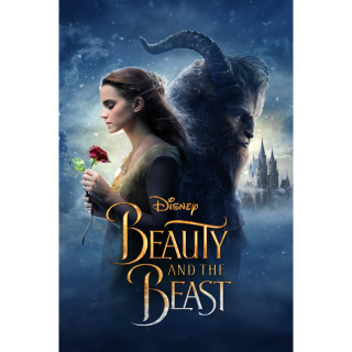 Beauty and the Beast HD VUDU / Movies Anywhere