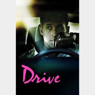 Drive HD Vudu / MoviesAnywhere