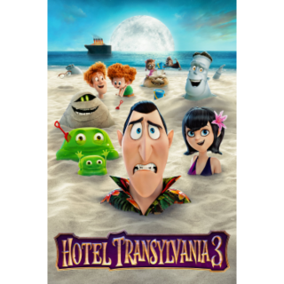 Hotel Transylvania 3: Summer Vacation 4K MoviesAnywhere