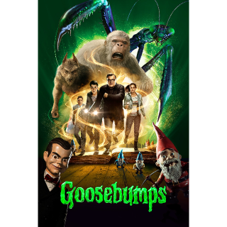Goosebumps SD Vudu / MoviesAnywhere