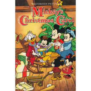 Mickey's Christmas Carol HD Vudu / Moviesanywhere