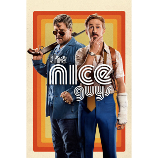 The Nice Guys HD Movies Anywhere / VUDU