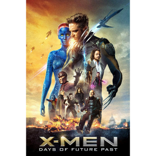 X-Men: Days of Future Past HD VUDU / Movies Anywhere