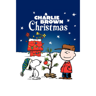 A Charlie Brown Christmas HD Vudu
