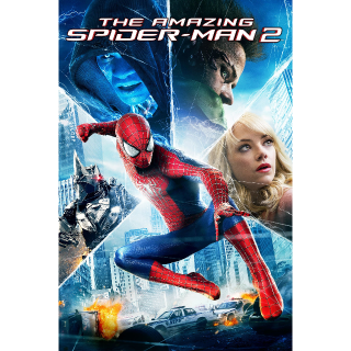 The Amazing Spider-Man 2 SD Vudu / MoviesAnywhere