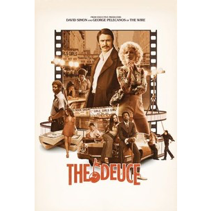 The Deuce The Complete 1st First Season HD Vudu / MoviesAnywhere