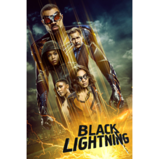 Black Lightning The Complete First Season HD VUDU