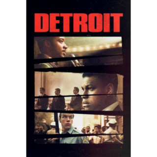 Detroit HD Vudu / MoviesAnywhere