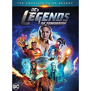 DC's Legends of Tomorrow Complete Third Season HD Vudu