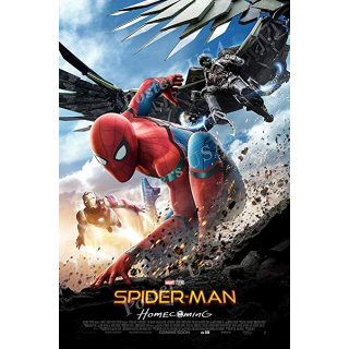 Spider-Man: Homecoming 4K VUDU / Movies Anywhere