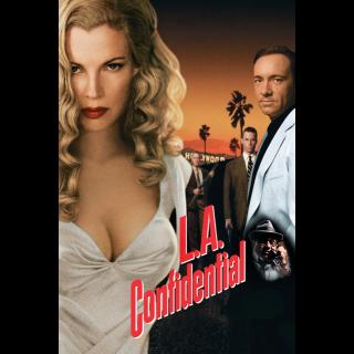 L.A. Confidential HD Vudu / MoviesAnywhere