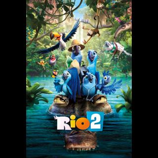 Rio 2 HD Vudu / MoviesAnywhere / iTunes