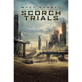 Maze Runner: The Scorch Trials HD Vudu / MoviesAnywhere