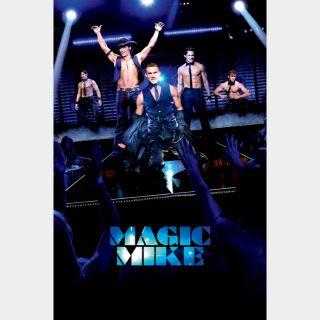 Magic Mike HD VUDU / Movies Anywhere