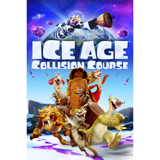 Ice Age: Collision Course HD Movies Anywhere / VUDU
