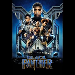 Black Panther 4K MoviesAnywhere