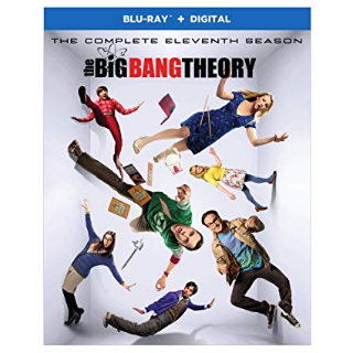 The Big Bang Theory Complete 11th Eleventh Season HD Vudu