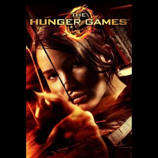 The Hunger Games Vudu / iTunes