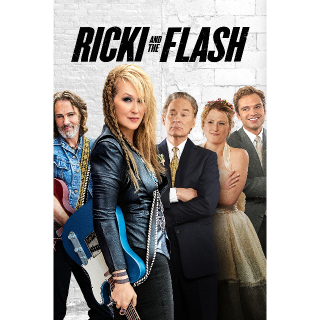 Ricki and the Flash HD Vudu / MoviesAnywhere