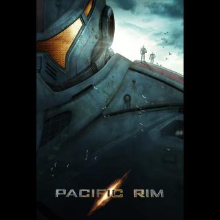 Pacific Rim 4K MoviesAnywhere