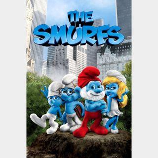 The Smurfs HD MoviesAnywhere