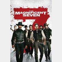 The Magnificent Seven HD VUDU