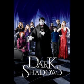 Dark Shadows HD VUDU / Movies Anywhere
