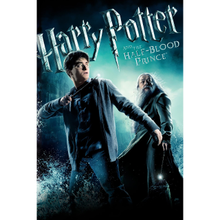 Harry Potter and the Half-Blood Prince HD Vudu / MoviesAnywhere