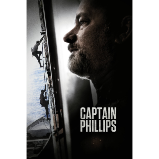Captain Phillips SD Vudu / MoviesAnywhere