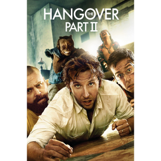 The Hangover Part II HD VUDU / Movies Anywhere