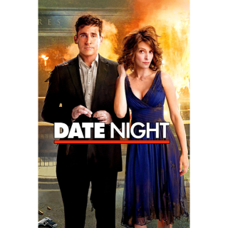 Date Night HD Vudu / MoviesAnywhere