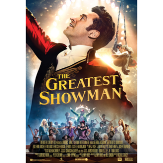 The Greatest Showman HD Movies Anywhere / VUDU