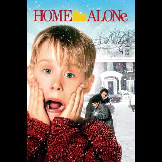 Home Alone HD VUDU / MoviesAnywhere