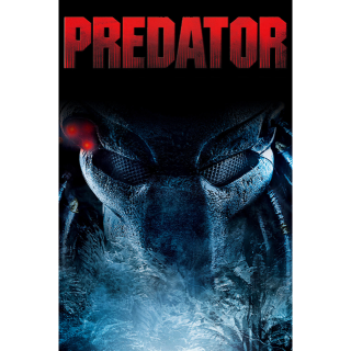 Predator 4K MoviesAnywhere