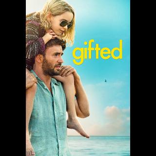 Gifted HD VUDU / Movies Anywhere