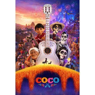 Coco 4K MoviesAnywhere