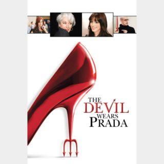 The Devil Wears Prada HD Movies Anywhere
