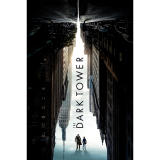 The Dark Tower 4K Movies Anywhere / VUDU