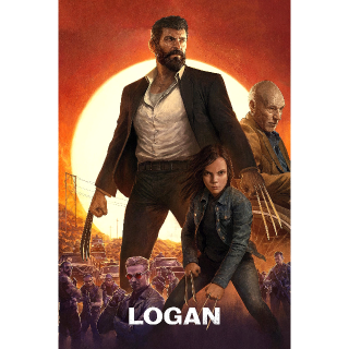 Logan HD Vudu / MoviesAnywhere